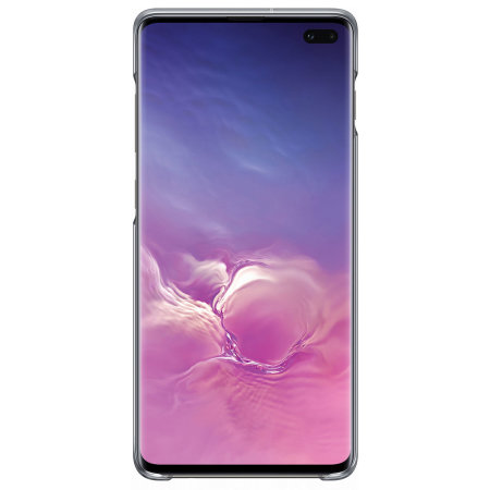 Official Samsung Galaxy S10 Plus Clear Cover Case
