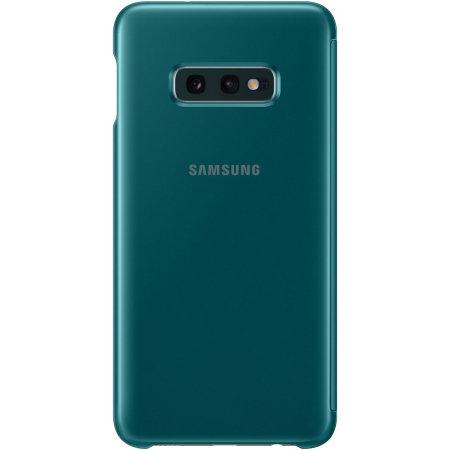 Offizielle Samsung Galaxy S10e - Grün