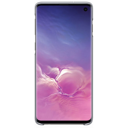 Official Samsung Galaxy S10 Clear Cover Case