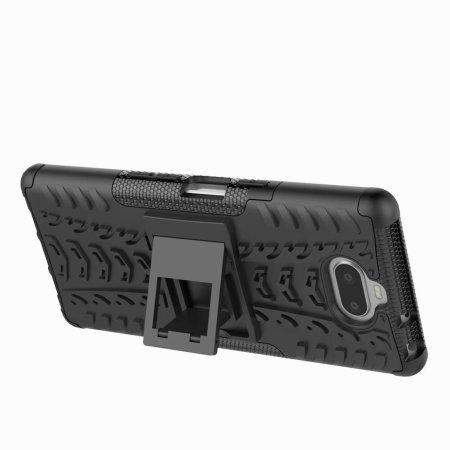 Olixar ArmourDillo Sony Xperia 10 Protective Case - Black
