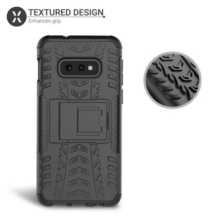 Olixar ArmourDillo Samsung Galaxy S10e Protective Case - Black