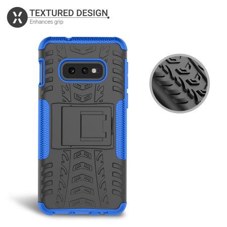 Olixar ArmourDillo Samsung Galaxy S10e Protective Case - Blue