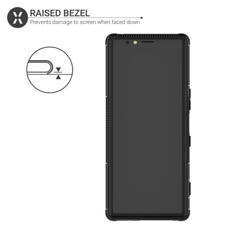 Olixar ArmourDillo Sony Xperia 1 Protective Case - Black