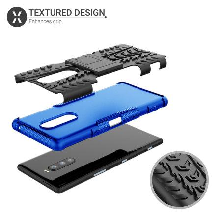 Olixar ArmourDillo Sony Xperia 1 Protective Case - Blue