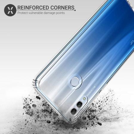 Olixar ExoShield Tough Snap-on Huawei P Smart 2019 Case - Clear