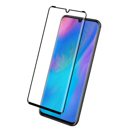 Eiger Huawei P30 Pro Tempered Glass Screen Protector - Black