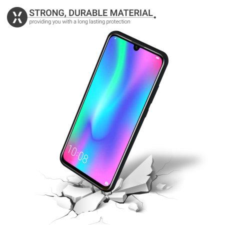 Olixar FlexiShield Huawei Honor 10 Lite Gel Case - Black