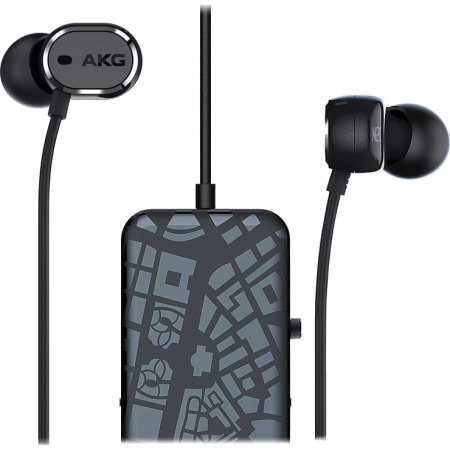 AKG N20NC Earphones with Active Noise Cancelling Feature