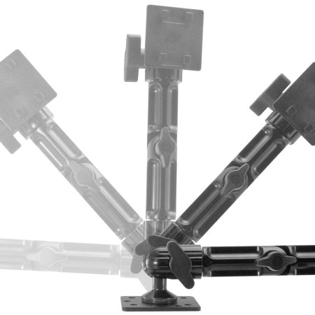 iBOLT TabDock FixedPro 360 supporto fisso da tavolo- Metallo Nero