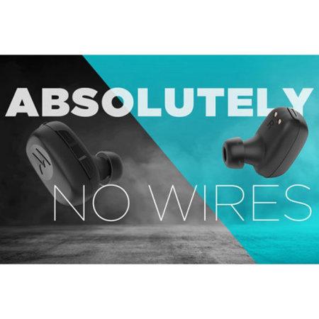 Auscultadores intra-auriculares sem fios Motorola Stream True - Preto