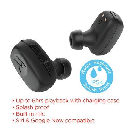 Motorola Stream True Wireless In-Ear Kopfhörer - Schwarz
