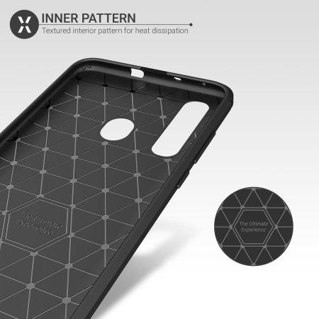 Olixar Sentinel Huawei Nova 4 Case And Glass Screen Protector