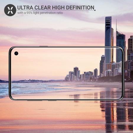 Olixar Samsung Galaxy S10e Tempered Glass Screen Protector
