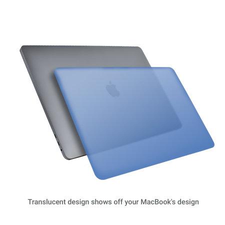 "Olixar ToughGuard MacBook Pro 15"" Case (2016 to 2018) - Blue"