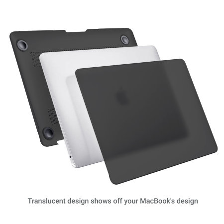 "Olixar ToughGuard MacBook Air 13"" Case (2018) - Black"