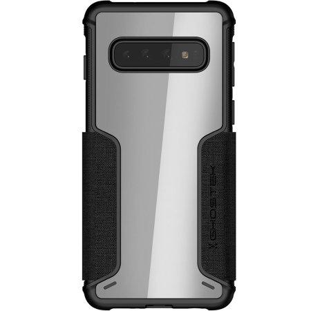 Ghostek Exec 3 Samsung Galaxy S10 Wallet Case - Black