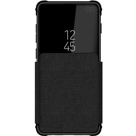 Ghostek Exec 3 Samsung Galaxy S10 Plus Wallet Case - Black