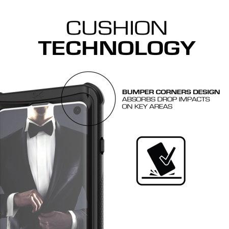 Ghostek Nautical Samsung Galaxy S10 Waterproof Case - Black