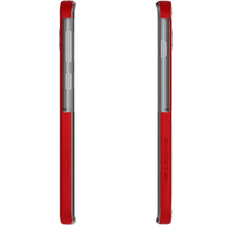Ghostek Cloak 4 Samsung Galaxy S10 Case- Red
