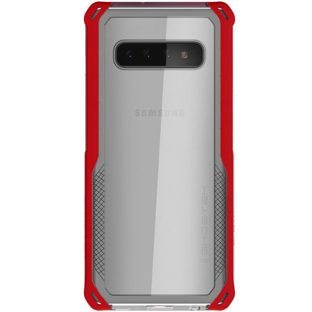 Ghostek Cloak 4 Samsung Galaxy S10 Plus Case - Red