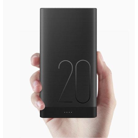 Official Huawei AP20 20000 mAh Power Bank - Black