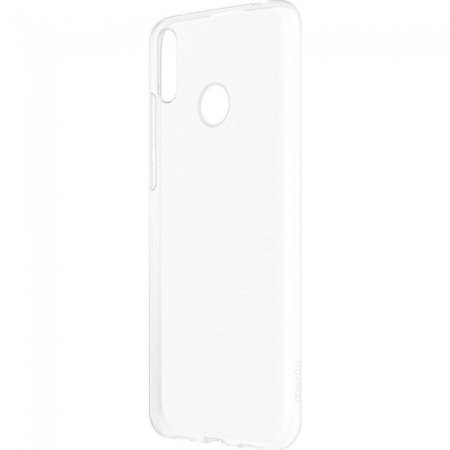 Official Huawei Y7 2019 Back Cover Case - Clear