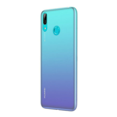 Official Huawei Y6 2019 Back Cover Case - Clear