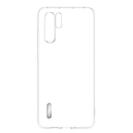 Official Huawei P30 Pro Back Cover Case Clear