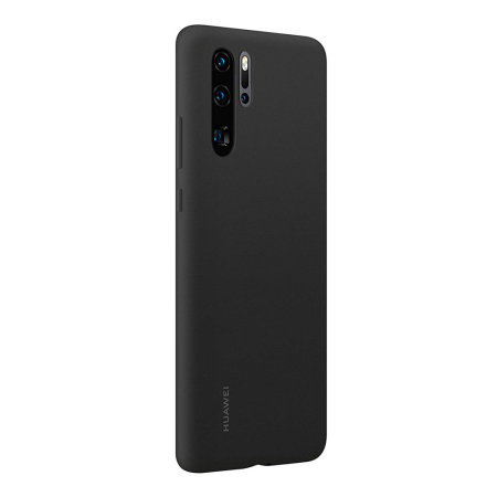 Official Huawei P30 Pro Silicone Case - Black