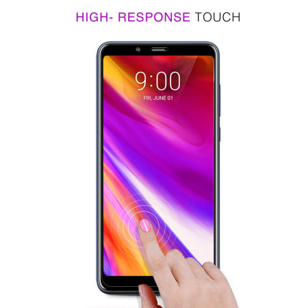 Zizo Nokia 3.1 Plus  Tempered Glass Screen Protector