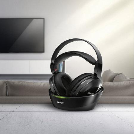 Philips Over-Ear Wireless Headphones SHC8800/12 - 100m range