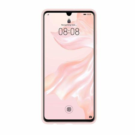 Official Huawei P30 Silicone Case - Pink