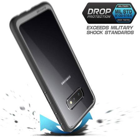 i-Blason Supcase UB Style Samsung Galaxy  S10e Case - Black