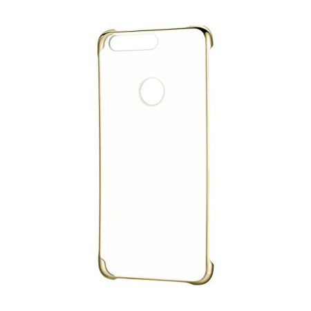 Official Huawei Honor 8 Polycarbonate Case- Gold