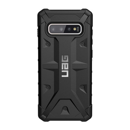 UAG  Pathfinder Samsung Galaxy S10 Plus Protective Case - Black