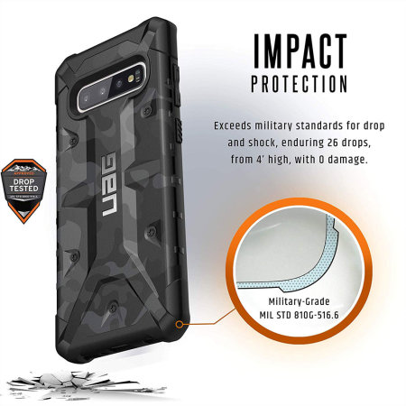 uag galaxy s10 plus case