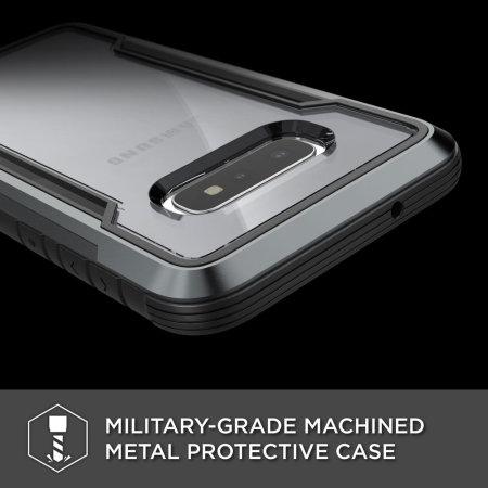 X-Doria Defense Shield Samsung Galaxy S10e Case -Black