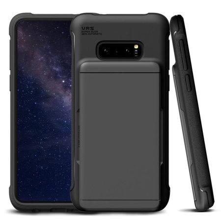 more photos 675cb 478bc VRS Design Damda Glide Samsung Galaxy S10e Case - Steel Silver