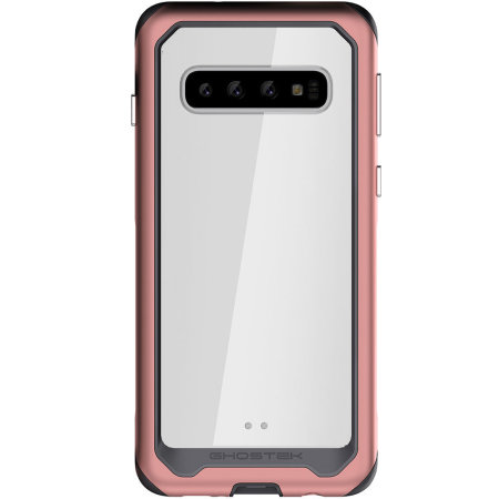 Ghostek Atomic Slim 2 Samsung Galaxy S10 Case Rose Gold