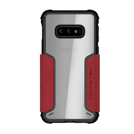 Ghostek Exec 3 Samsung Galaxy S10e Wallet Case - Red