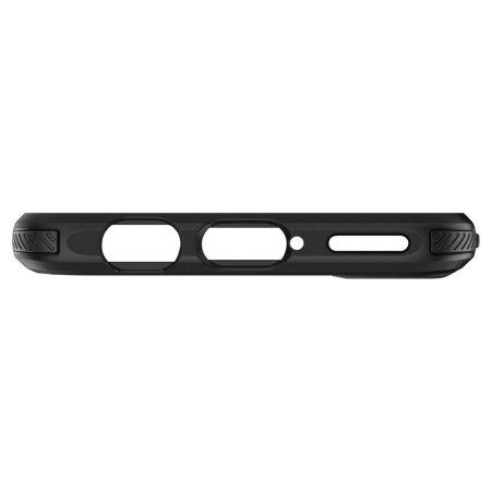 Spigen Rugged Armor Huawei P30 Lite Tough Case - Black