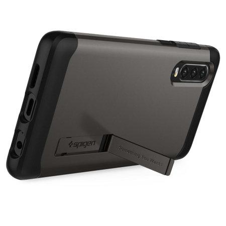 Spigen Slim Armor Huawei P30 Case - Gun Metal