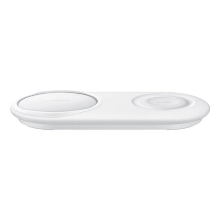 Official Samsung Galaxy S10 Wireless Fast Charging Duo Pad - White