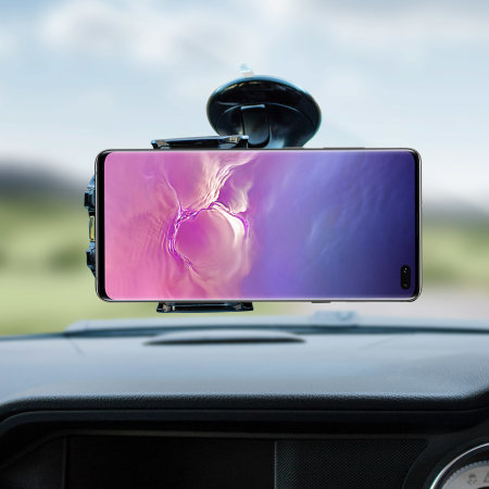 Official Samsung Galaxy S10 Plus Vehicle Dock - Windscreen Mount
