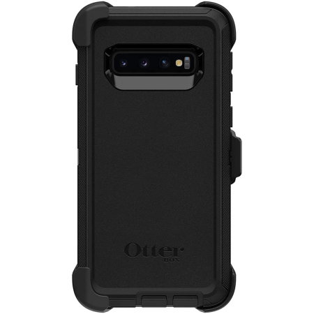 Otterbox Defender Samsung Galaxy S10 Case - Black