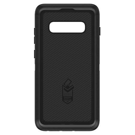 Otterbox Defender Samsung Galaxy S10 Plus Case - Black
