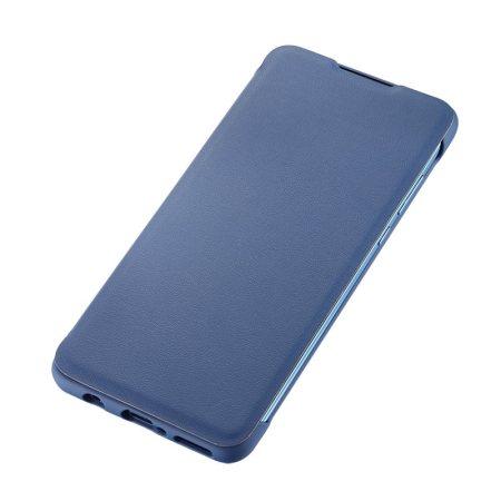 Official Huawei P30 Lite Flip Wallet Case - Blue