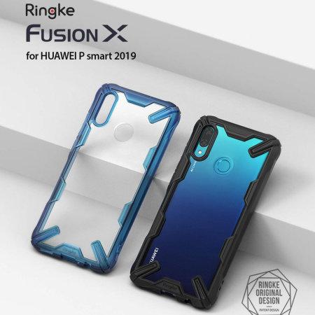 Ringke Fusion X Huawei P Smart 2019 Case - Black