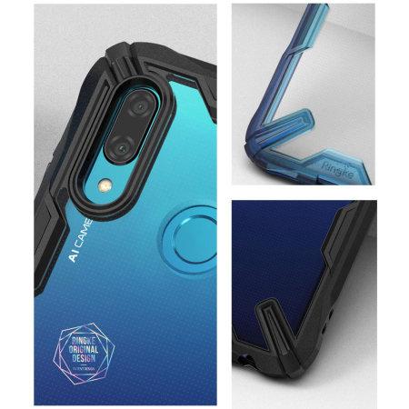 Ringke Fusion X Huawei P Smart 2019 Case - Space Blue