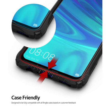 Ringke Defender Huawei P Smart 2019 Glass Screen Protector